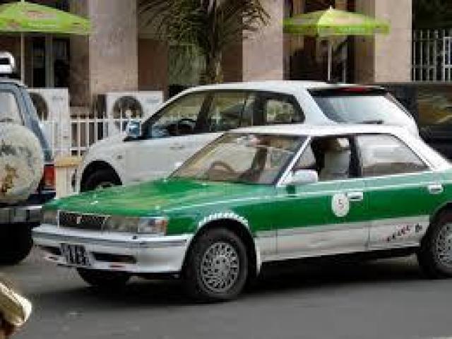 taxi fanta
